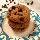 Gluten Free Chocolate Chip Cookies In One Bowl