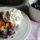 Gluten-Free Blueberry Cobbler Recipe
