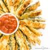 Gluten-Free Parmesan Zucchini Crispy Fries