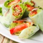 Gluten-Free BLT And Avocado Summer Rolls