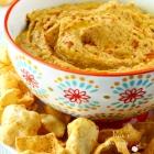 Gluten-Free Pumpkin Hummus Recipe